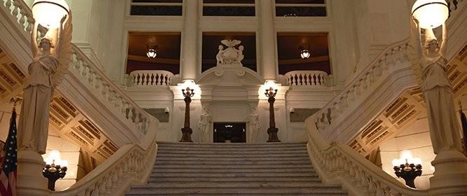 Legislative Committee Chairs Announced