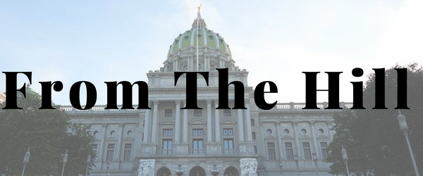 From the Hill: PA Senate Appropriations Committee August Report