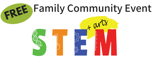 Save the Date! Free Family Community Event – Pennsylvania STEAM Charter Academy