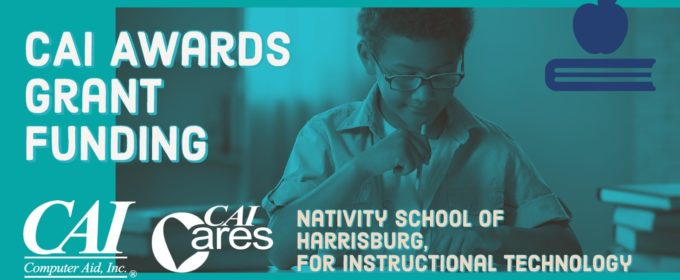 CAI Awards Grant to The Nativity School, Harrisburg