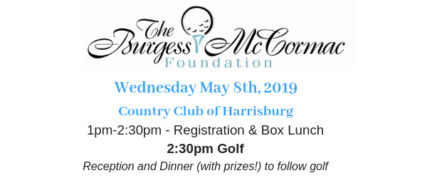 Annual Burgess McCormac Charity Golf Outing