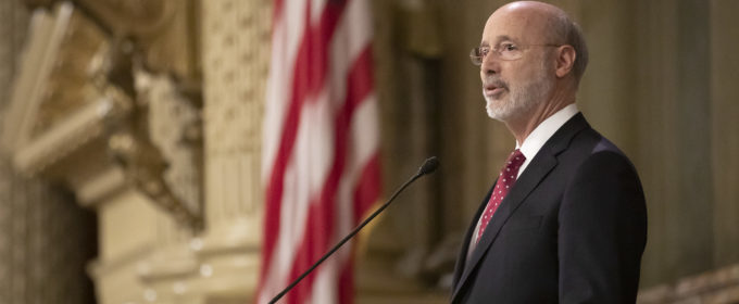 Governor Wolf Unveils 2020/2021 PA State Budget