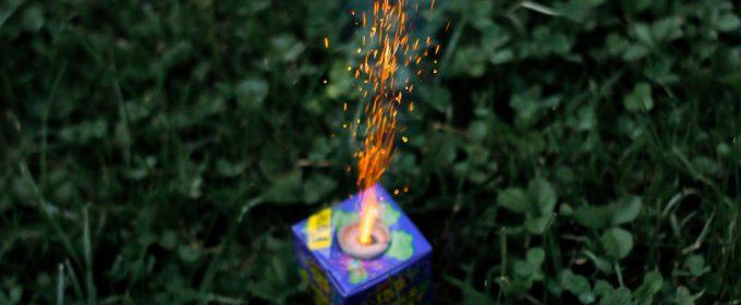 Dangers of Fireworks