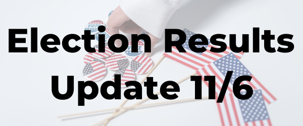 State Elections Update 11.6.20