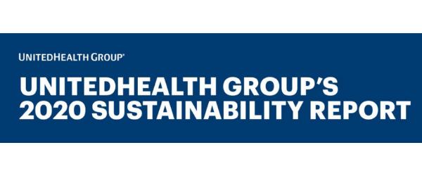 UnitedHealth Group 2020 Sustainability Report
